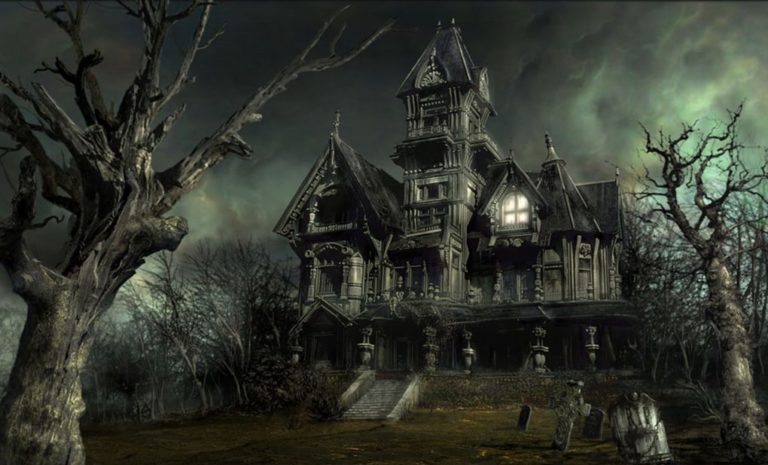 Liberation of Haunted Mansions, Houses and Places